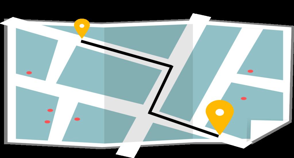 optimización rutas