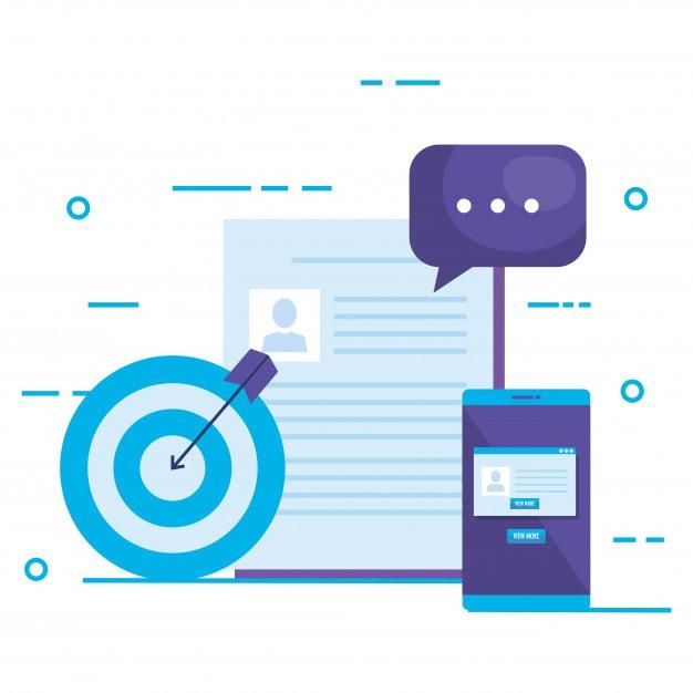 Mi Plan de Marketing Digital en 5 pasos objetivos marketing digital min