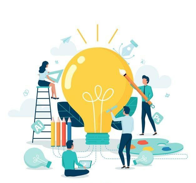 Mi Plan de Marketing Digital en 5 pasos proceso creativo marketing digital min e1591271315571