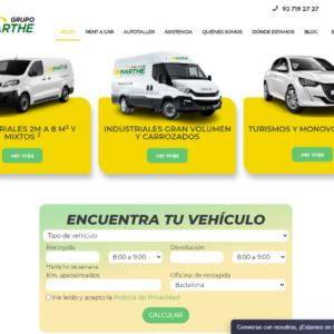 Blog Nueva Web Grupo Marthe